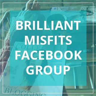 Brilliant Misfits Facebook Group | Aesha Kennedy