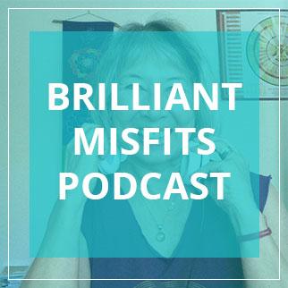 Brilliant Misfits Podcast | Aesha Kennedy