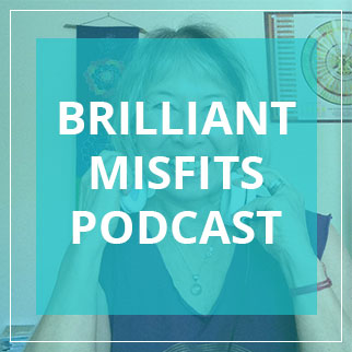 Brilliant Misfits Podcast | Aesha Kennedy