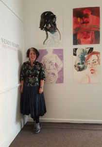 Wendy Sharpe artist