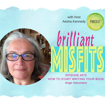 How to Start Writing Your Book Ange DeLumiere