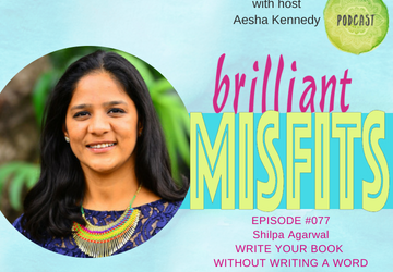077: Write your Book without Writing a Word