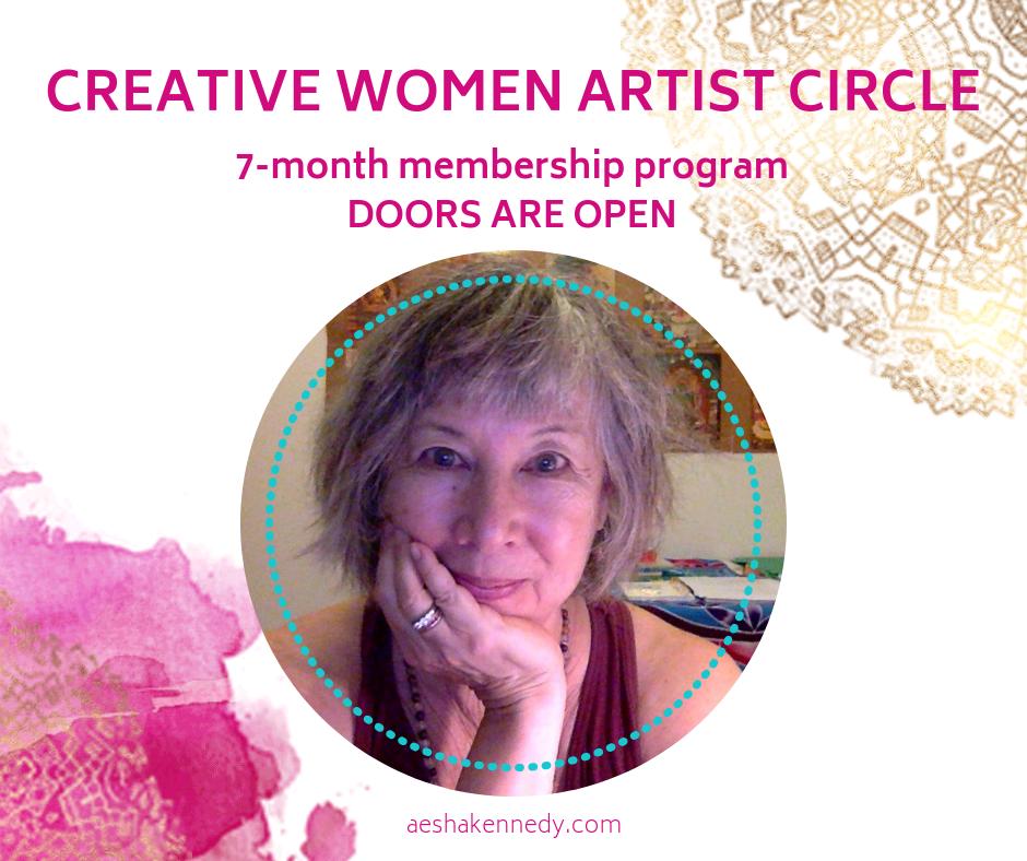 Creative Women Artist Circle